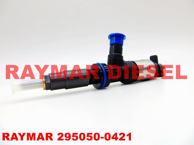 DENSO Genuine common rail fuel injector 295050-0420, 295050-0421 for CAT C4.4 3707287, 370-7287